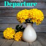 Abrupt Departure