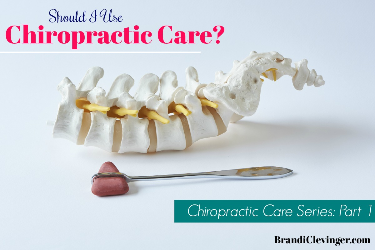 Should I use chiropractic care? #chiropractorcare #chiropractor #brandiclevinger