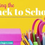 Dodging the Back to School Chaos